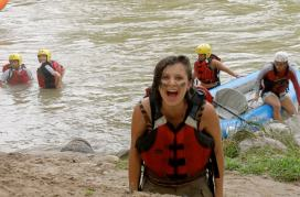 Rafting the end - Barinas