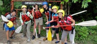 Guamanchi tours in Barinas Venezuela rafting trip
