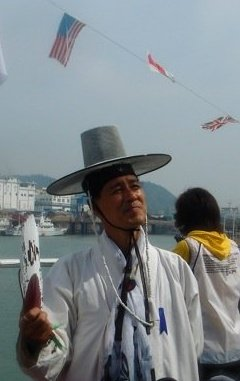 Mask festivals, tea ceremonies and historical re-enactments in South Korea
