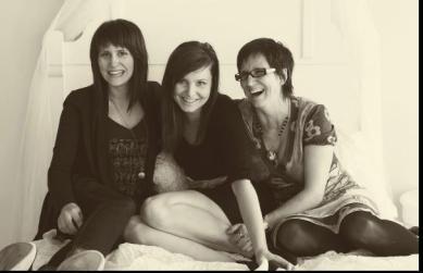 Spokane WA with daughters - Haute Pink Photography