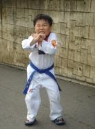 Who are you fighting? Seoul, Korea