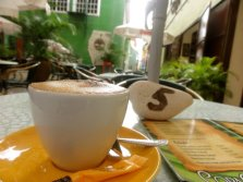 Coffee in Curacao