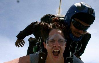 Skydiving in Higuerote, Venezuela with Skydive Venezuela