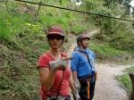 ziplining ecuador