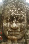 Face in Cambodia