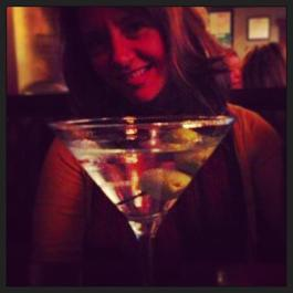 sis and a martini