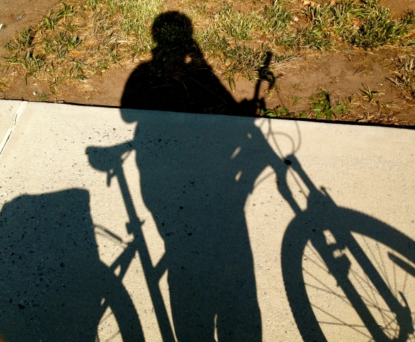 First sunny day in quite a while.  Perfect for a ride.
