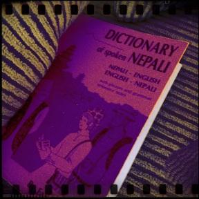 Nepali Dictionary.. duh