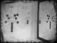 mirrored word wall jobs random words
