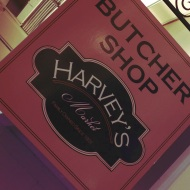 Butcher shop we got awesome meats at