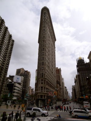 Flat Iron Building New York
