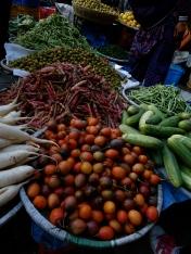 Really fresh vegetables