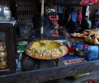 Street food - aromatic