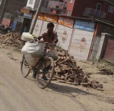 Cheapest form of transport and delivery - just takes awhile