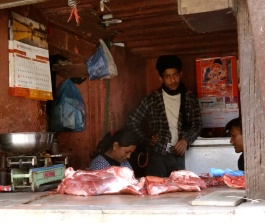 Meat store