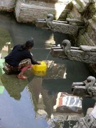 Holy Water gathering