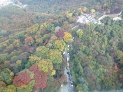 Fall colors in Korea