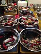 Dongdemun market kOrea
