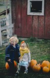 Grandkids by Allie Hannah Photography - Spokane