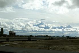 Ankara, Turkey Road trip, edge of some clouds
