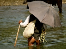 Edge of decency, Chitwan Nepal