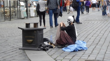 Prague or Amsterdam
