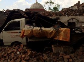 21 Nepal Earthquake
