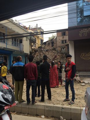 3 Nepal Earthquake